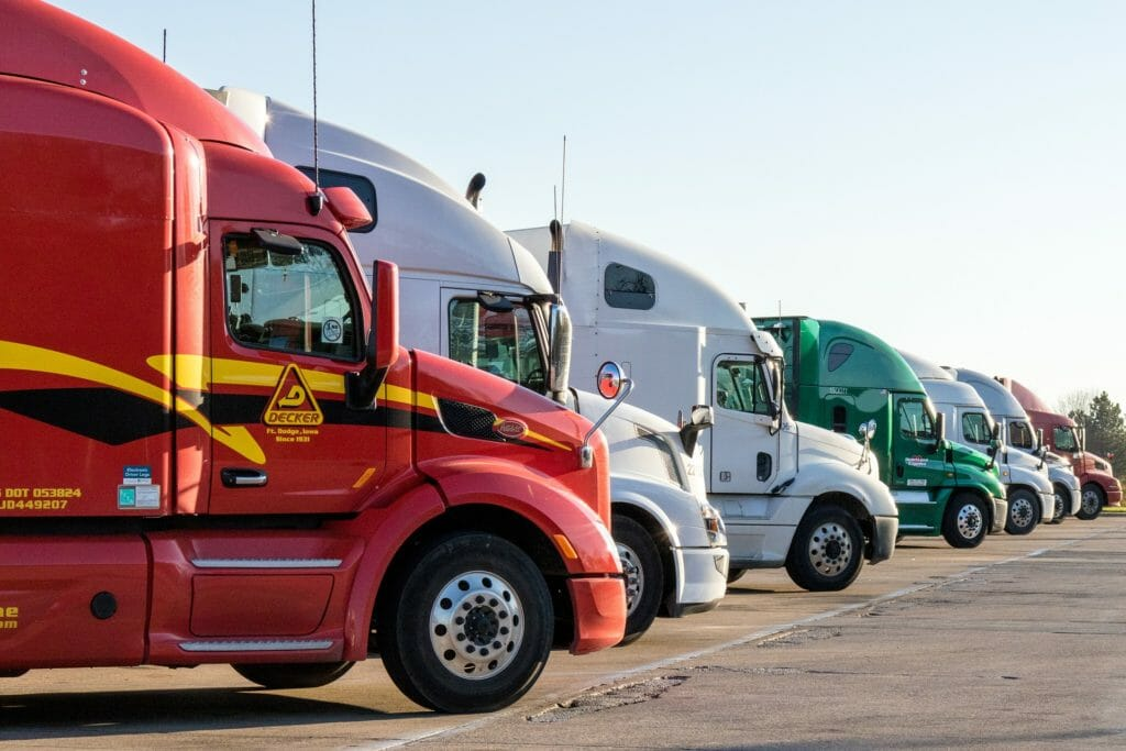 Semi Truck CDL