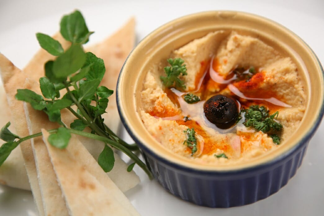 Hummus Healthy Snack Truckers
