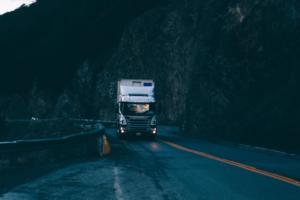 stay awake long haul trucking