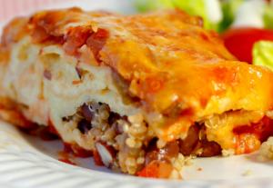 Microwave Chicken Enchilada Recipe for Truckers