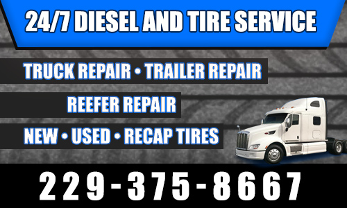247 diesel and tire service hahira ga