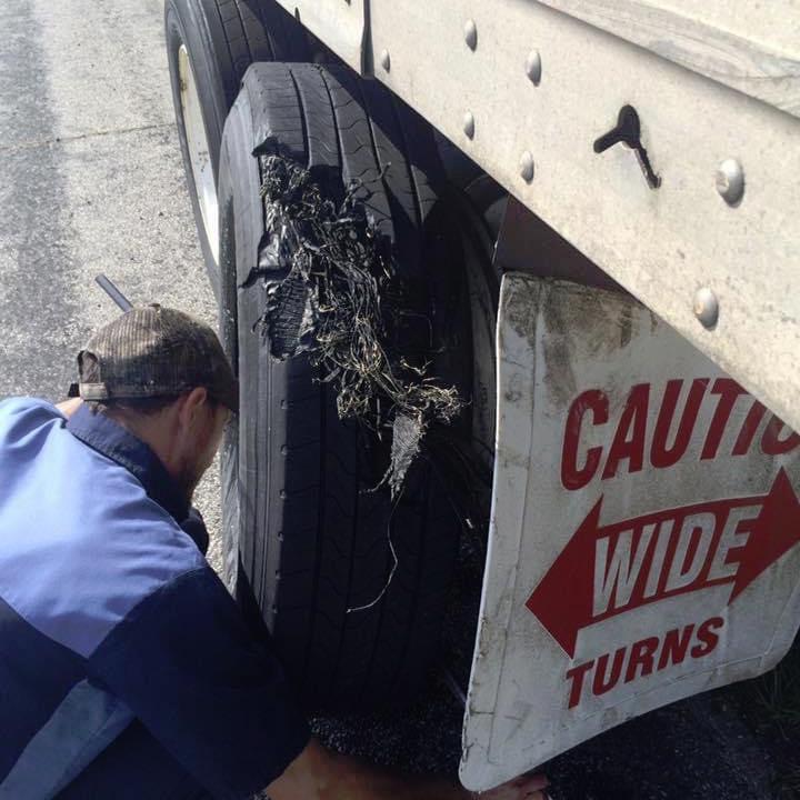 pre-trip inspection - blowout