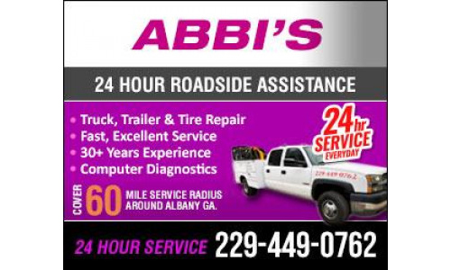 abbis 24hr roadside service