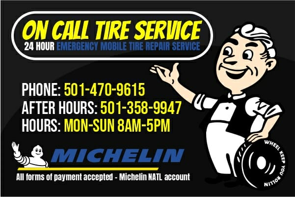 on call tire service